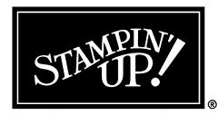 Order Stampin' Up! Online 24/7!