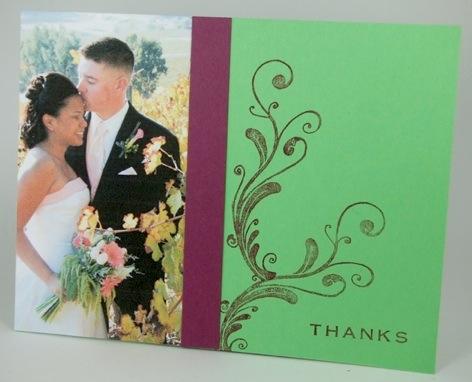 Wedding Wednesday 4: Saying Thanks